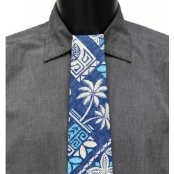 Cravate hawaienne N° 18