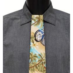Cravate hawaienne N° 34