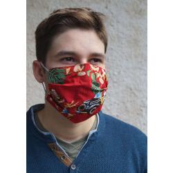 Masque de protection tissu 4