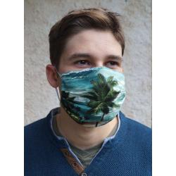 Masque de protection tissu 6