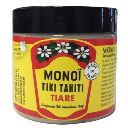 Monoi Tiki Tiaré en pot