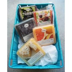 Pack Fruité Gourmand et sa corbeille