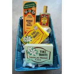 Pack Tahiti et sa corbeille