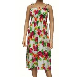 ROBE HAWAIENNE WATERCOLOR