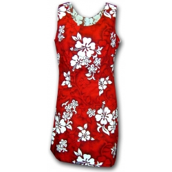 ROBE RED HAWAII