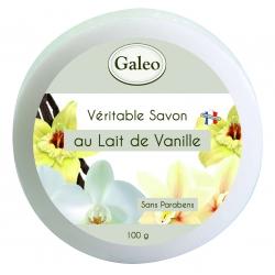 Savon au lait de vanille