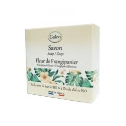 Savon senteur Fleur de Frangipanier