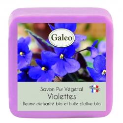 Savon senteur Violette
