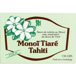 Savon Tiki au monoi parfum Coco