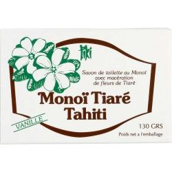 Savon Tiki au monoi parfum Vanille