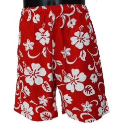 Short long L'Hawaien Rouge