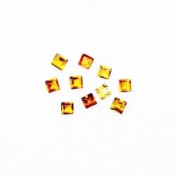 Topazes jaunes
