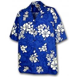 Chemise hawaienne BLUE HAWAII