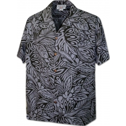 Chemise Hawaienne Hawaiian Shadows