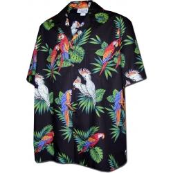 Chemise Hawaïenne ROYAL PARROTS