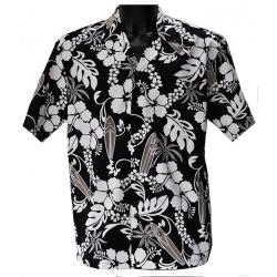 chemise tahitienne