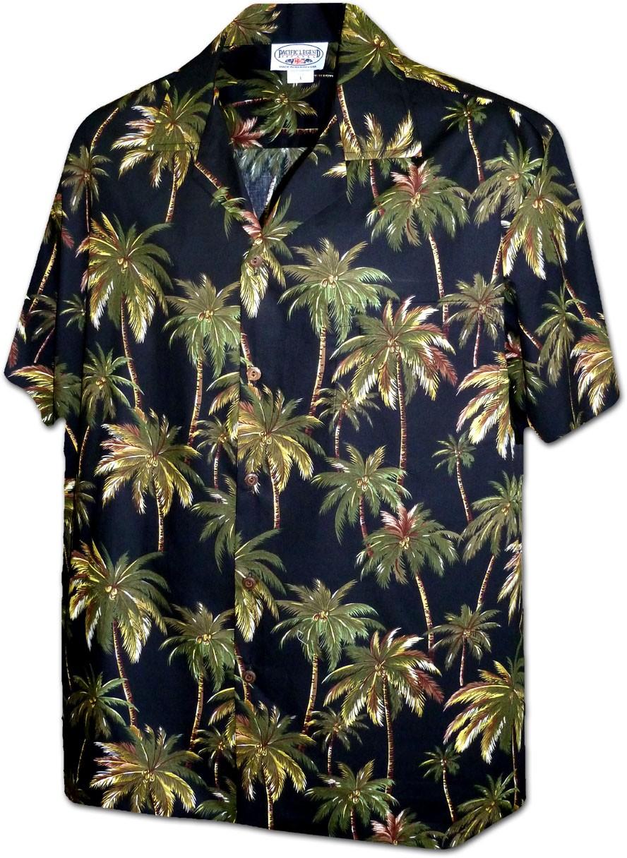 Palmiers Hawaienne chemise Homme Chemise Achat rdxoWBeC