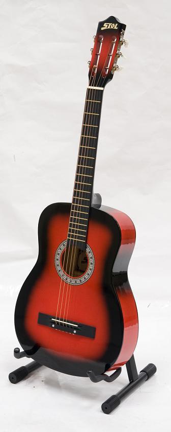 Guitare Stol, une guitare de plage colorée, parfaite pour ...