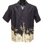 Chemise Hawaienne Bamboo Land