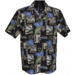 Chemise Hawaienne CAPTAIN COOK
