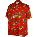 Chemise Hawaienne FIRE CRACKER