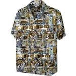 Chemise Hawaienne HAWAIIAN FISHING