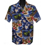 Chemise Hawaienne HAWAIIAN ISLANDS