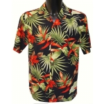 Chemise hawaienne HIBISCUS ON PARADISE