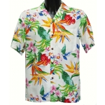 Chemise hawaienne PASSION PARADISE