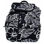 Sac à dos  Monstera lover Noir