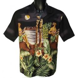 chemisette 100% hawaii